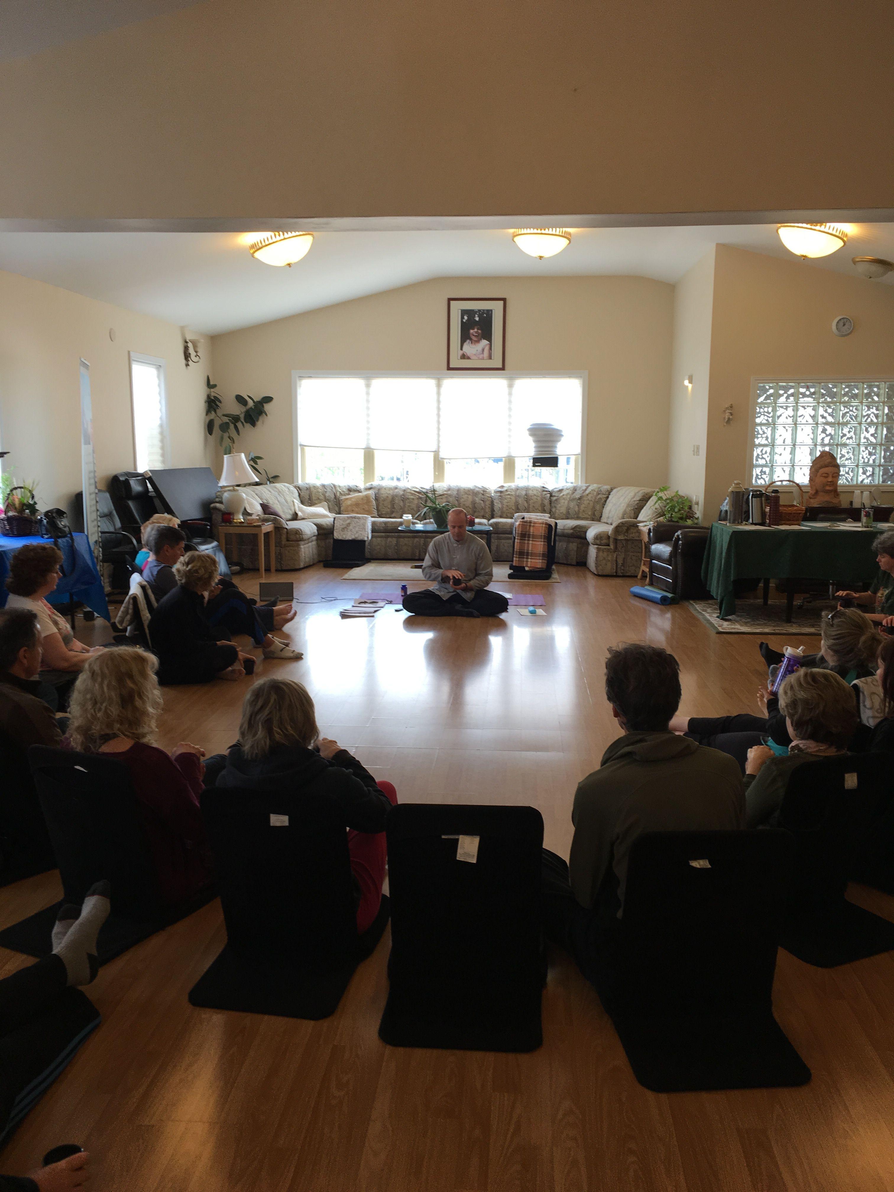 Hamilton Qi Gong, Meditation, Zen, Energy Work, Healing