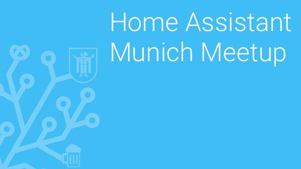 Home Assistant Munich
