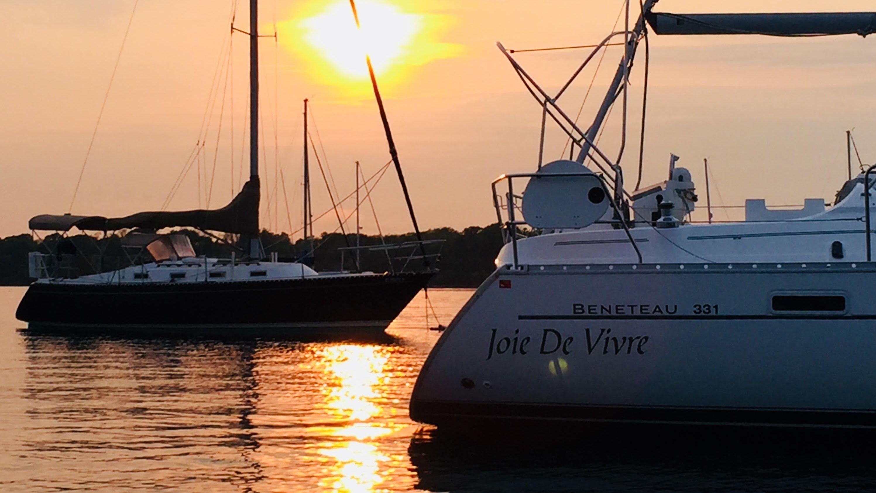 Jamestown Sailing Meetup