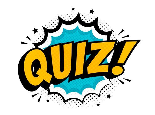 Let's play Quiz!