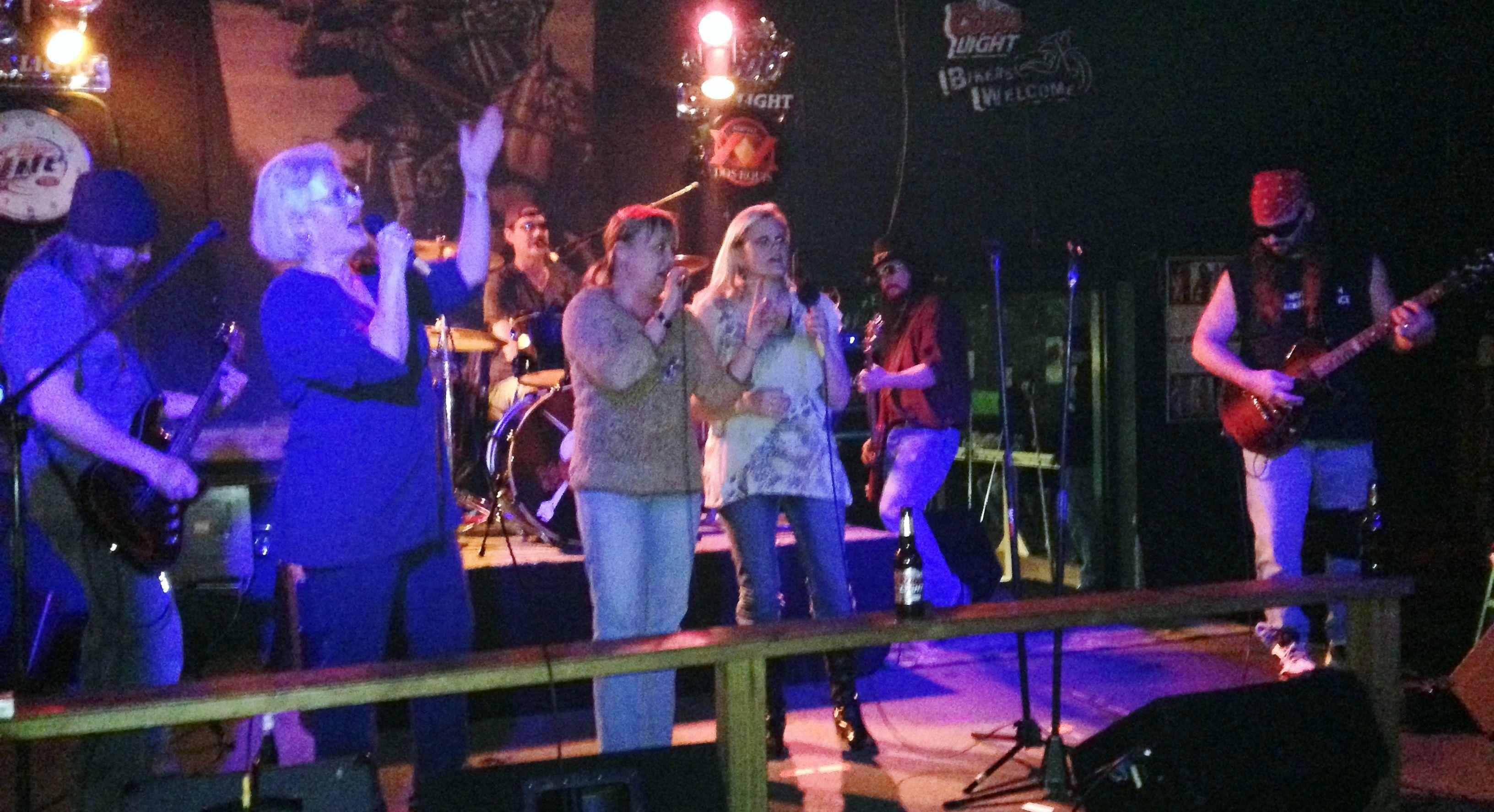 Karaoke at The Hideout in North Richland Hills