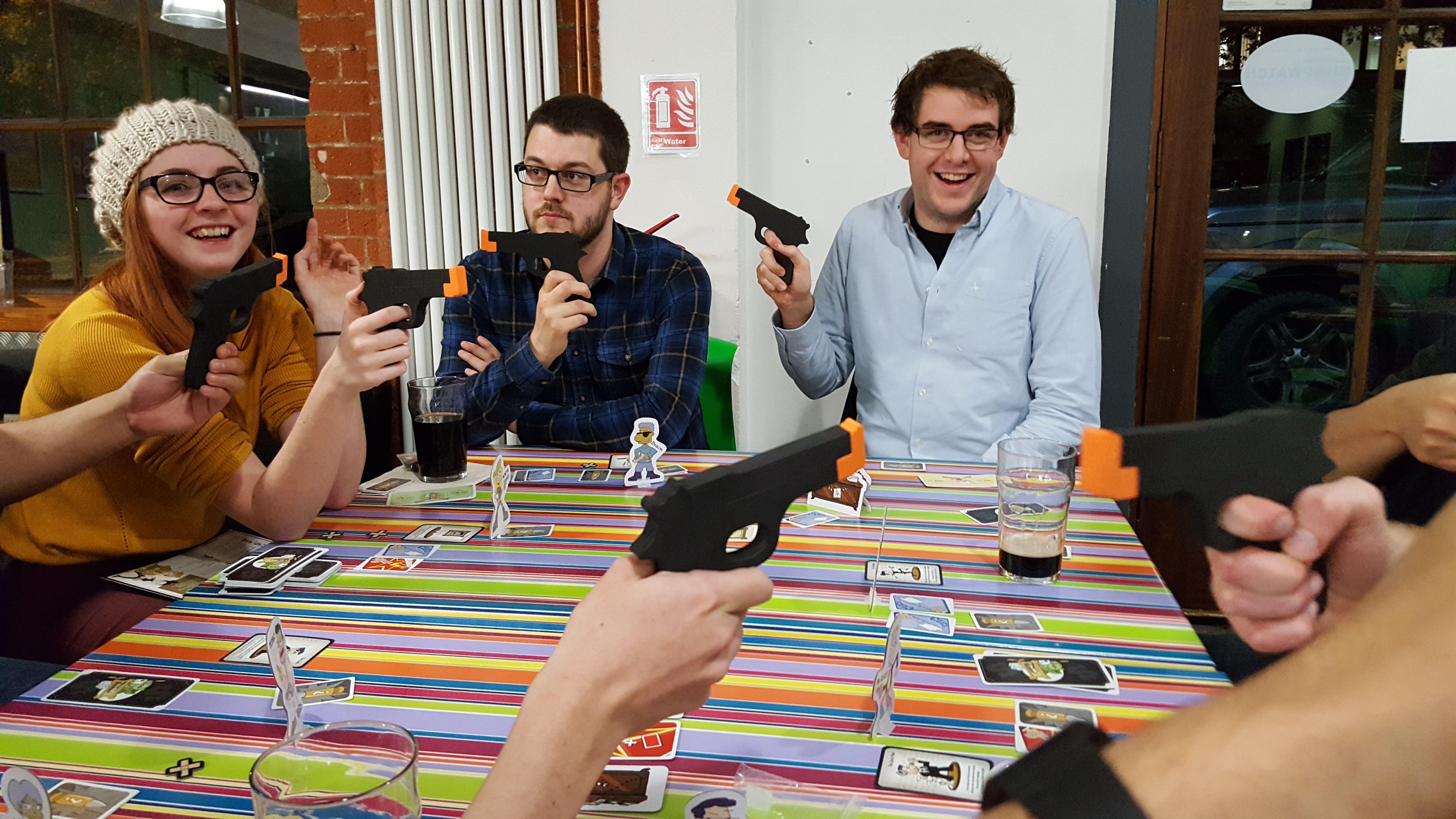 Board Game Social.