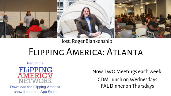 FLIPPING AMERICA - Atlanta