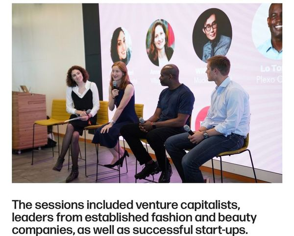 FaB Fashion & Beauty Tech MeetUp  Founded in SanFrancisco