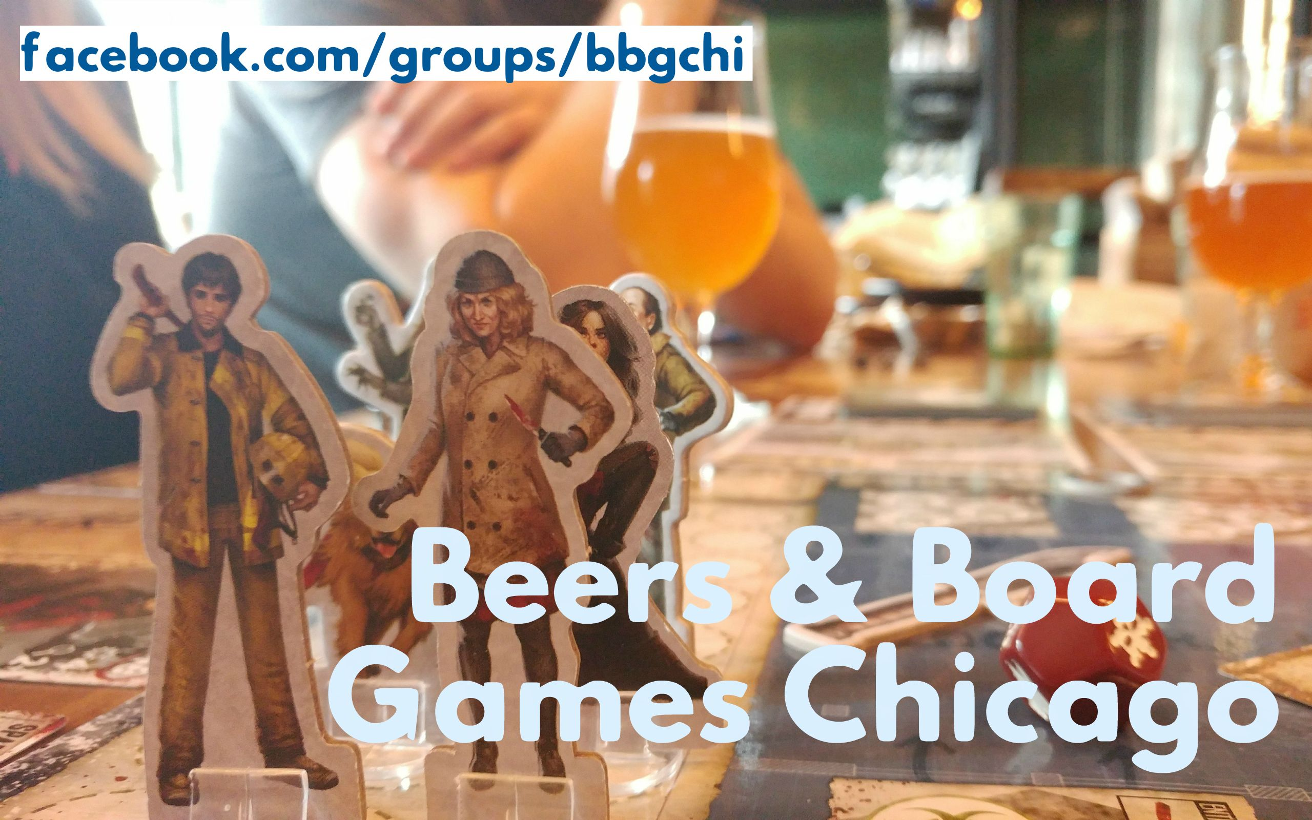 Beers & Board Games Chicago
