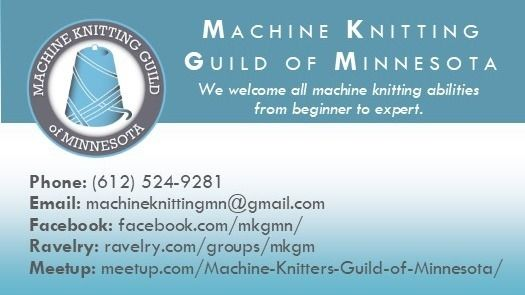 Machine Knitting Guild of Minnesota