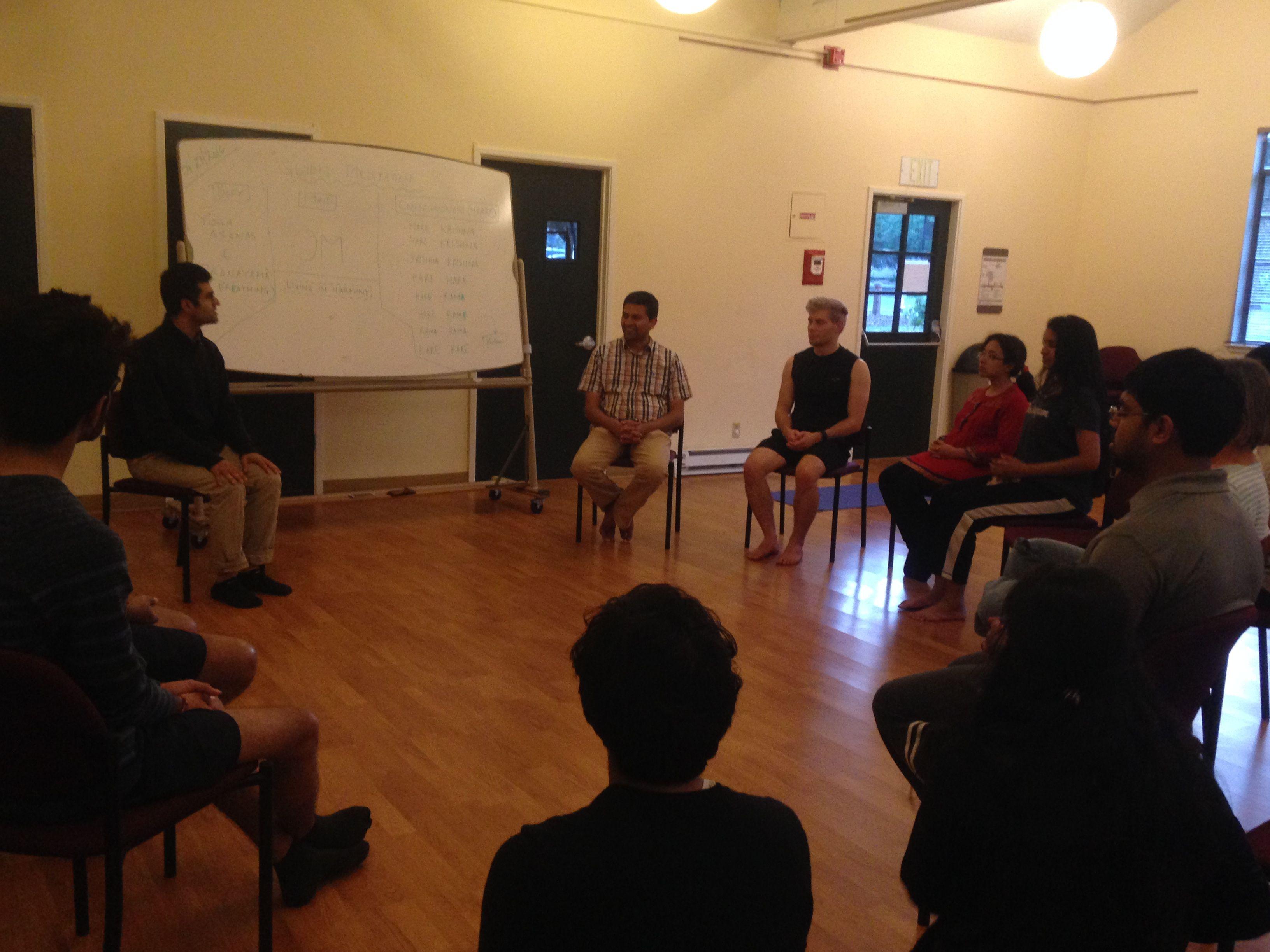 Stanford Meditation & Yoga Group