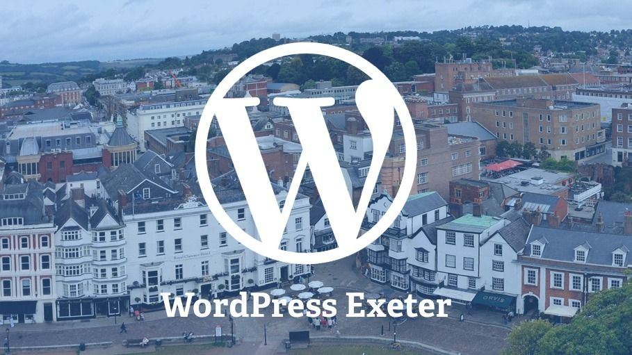 WordPress Exeter