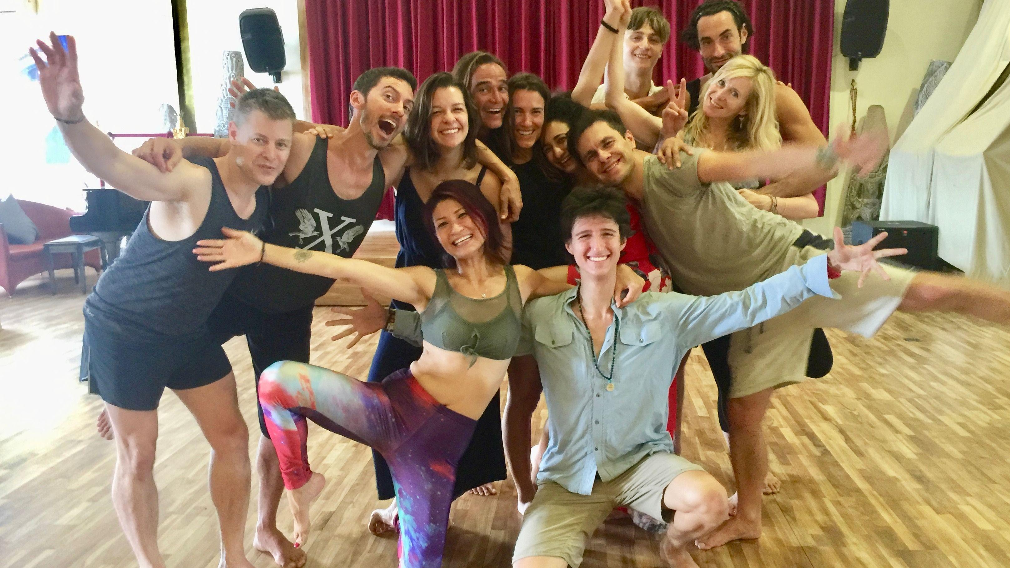 Asia Conscious Dance Community Meetup Group