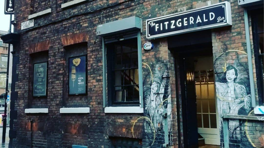 Live music and burlesque at the Fitzgerald