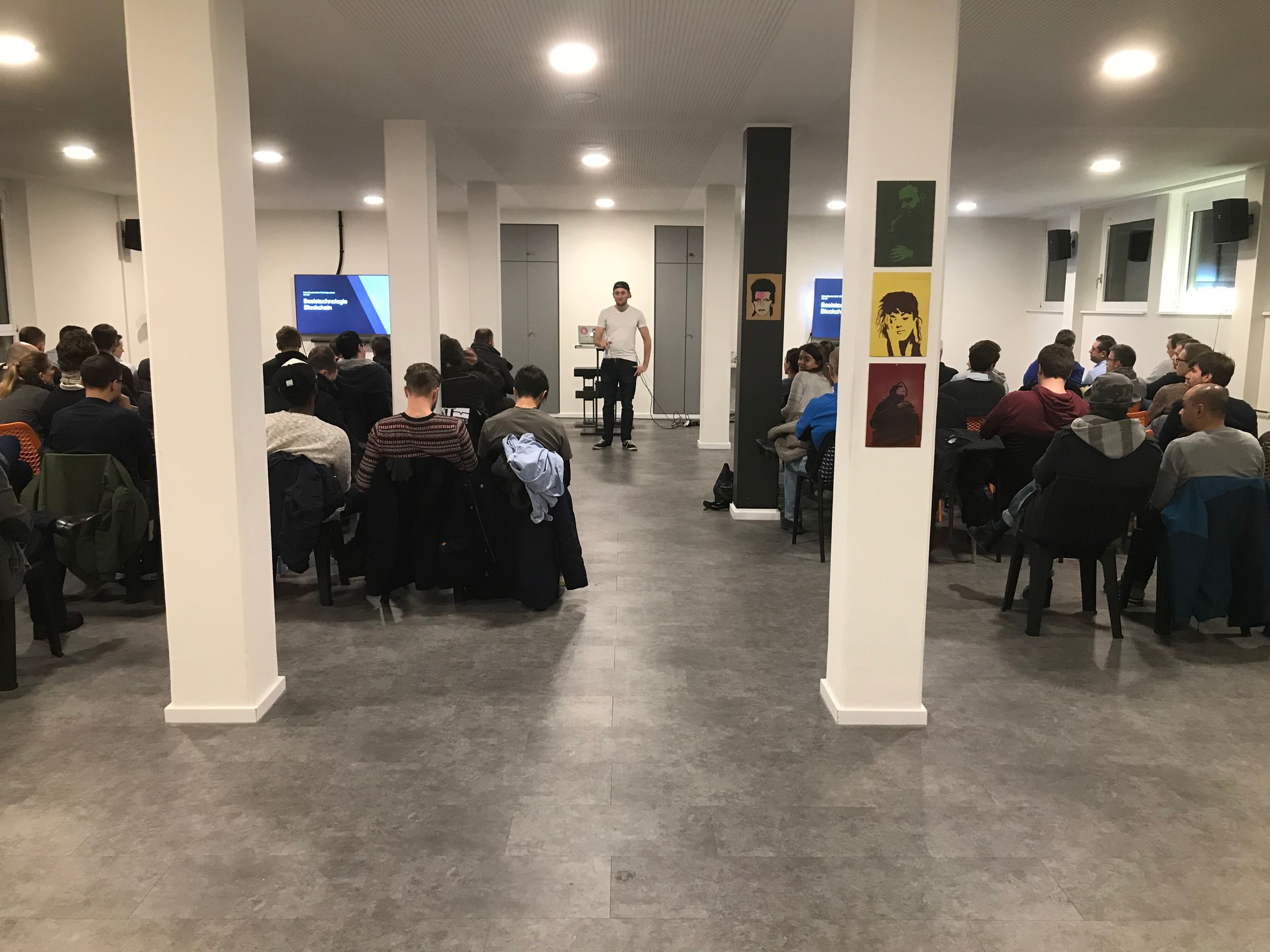 Meetups heute