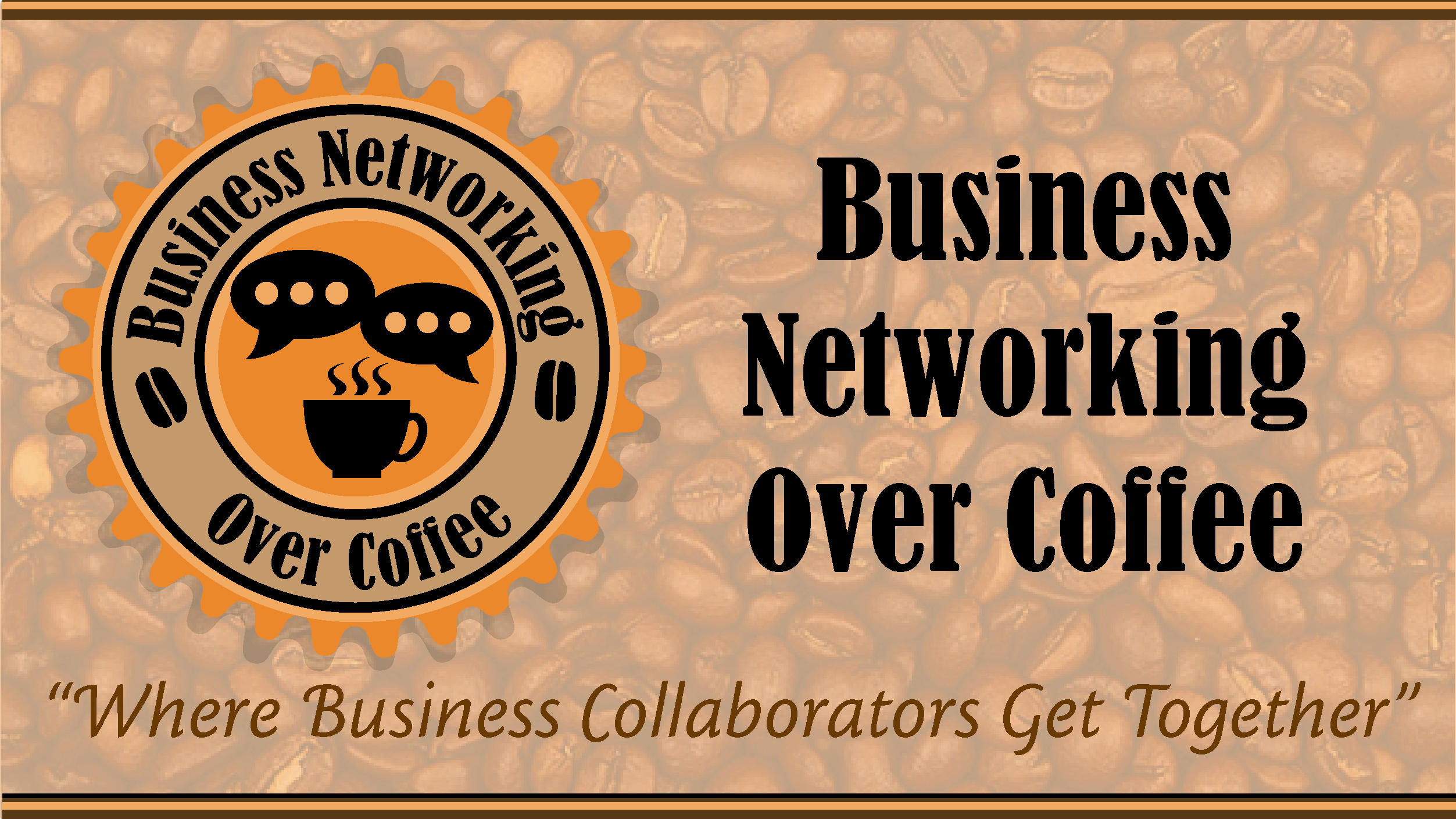 Business Networking Over Coffee