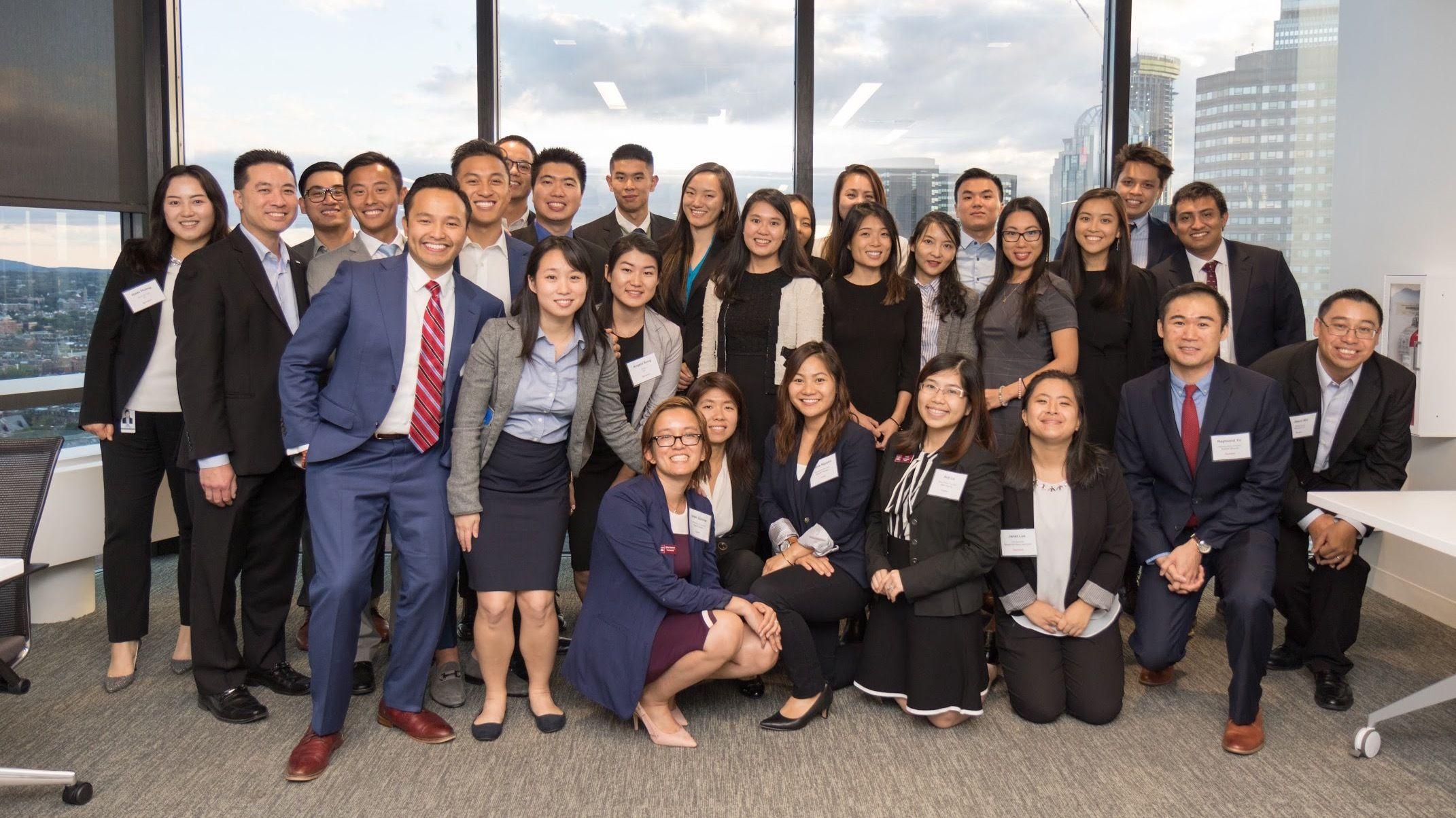 NAAAP Boston (Nat'l Assoc of Asian American Professionals)
