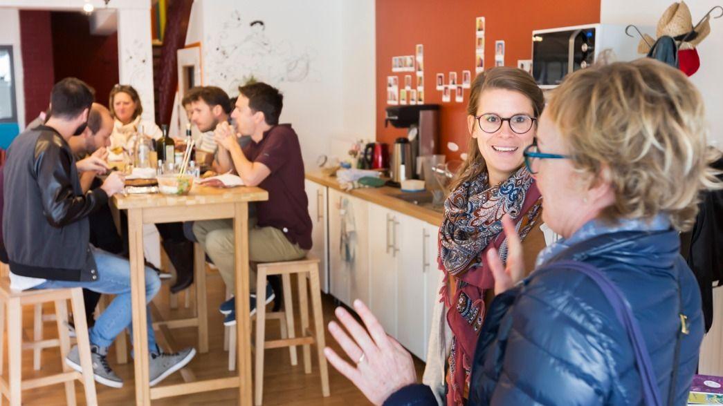 La Cordée Rennes - partage, événements et bonne humeur