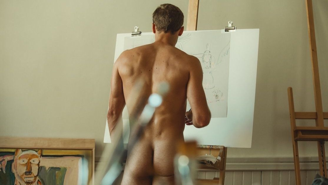 Men's Naked Drawing Inland Empire