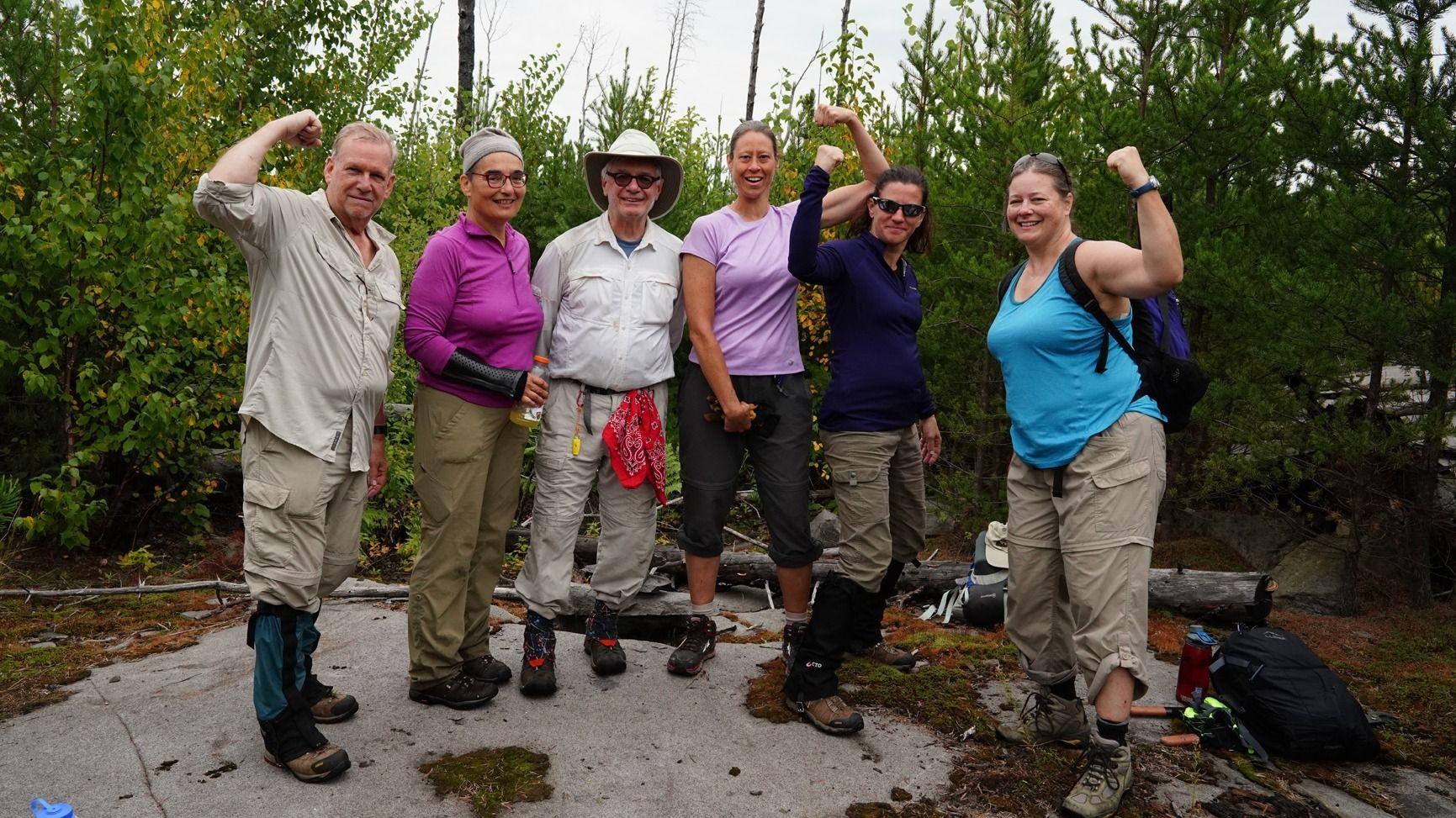 Friends of BWCA Trails