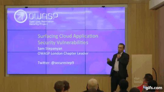 Cyber Security Entrepreneurs & Leaders Meetup - London, UK