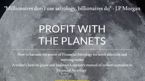 Financial Astrology For Beginners (London, United Kingdom