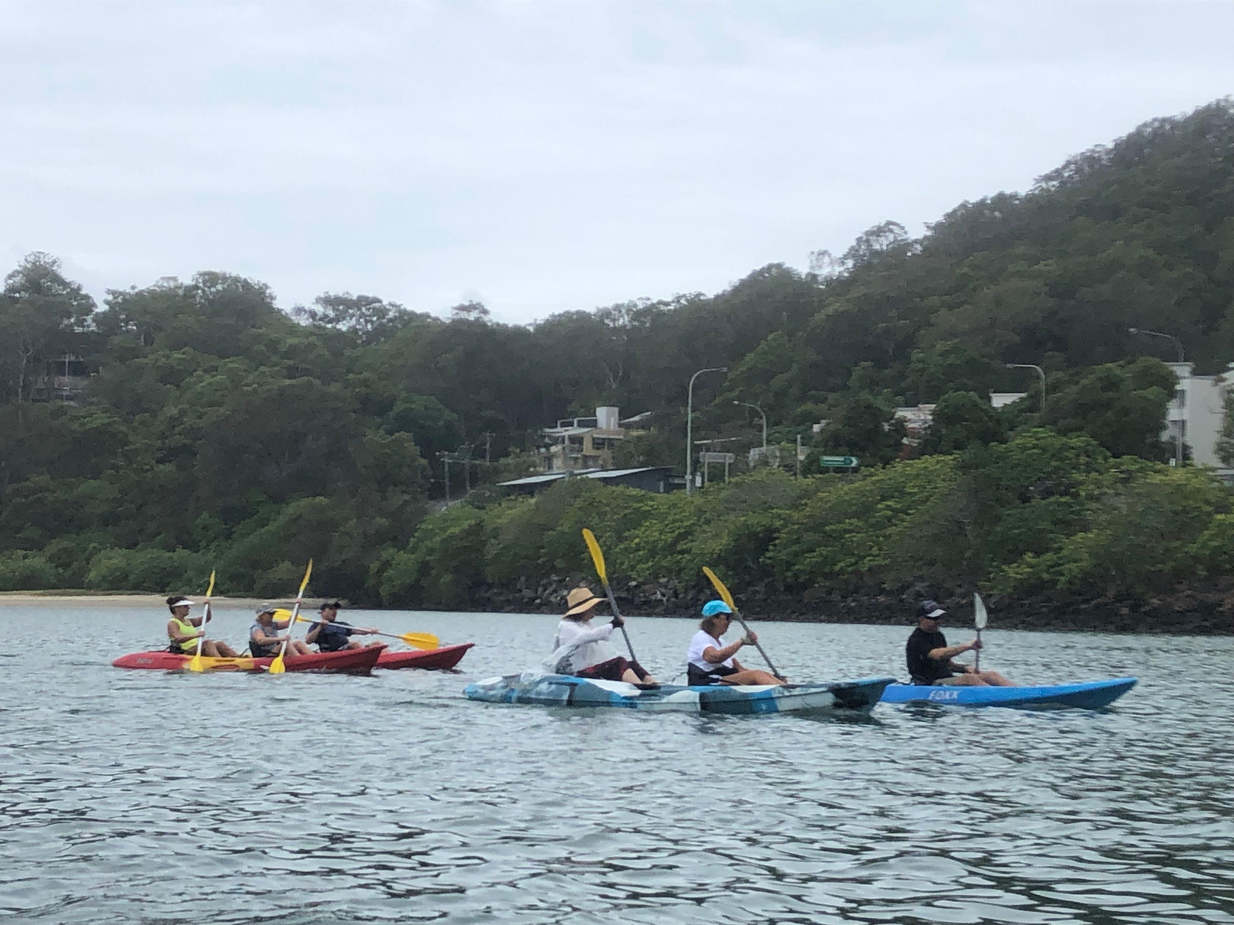 Currumbin Kayaking Group