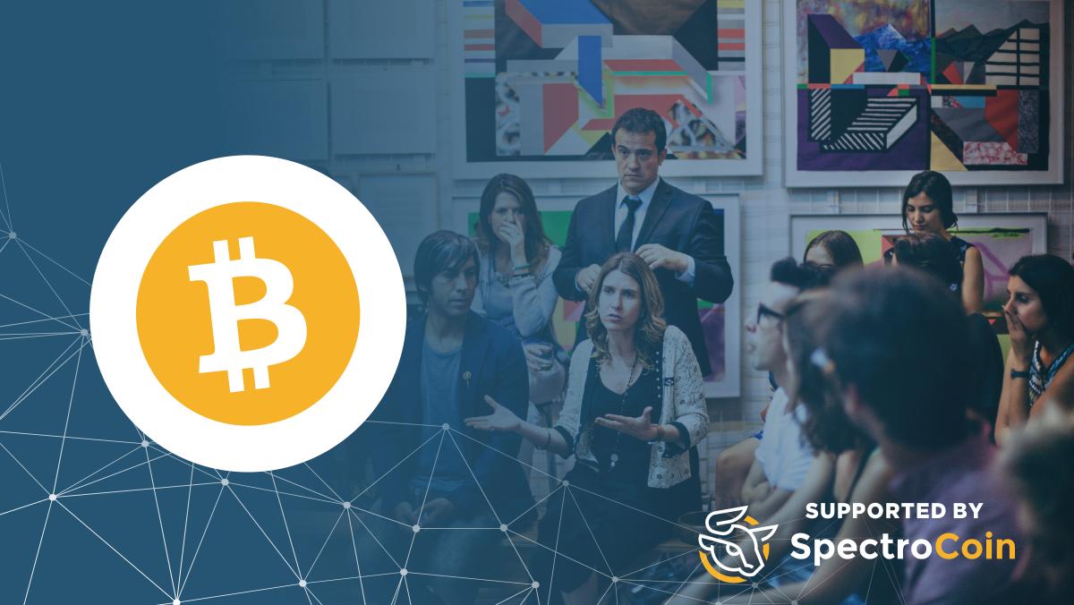 Lithuania Bitcoin Meetup Group