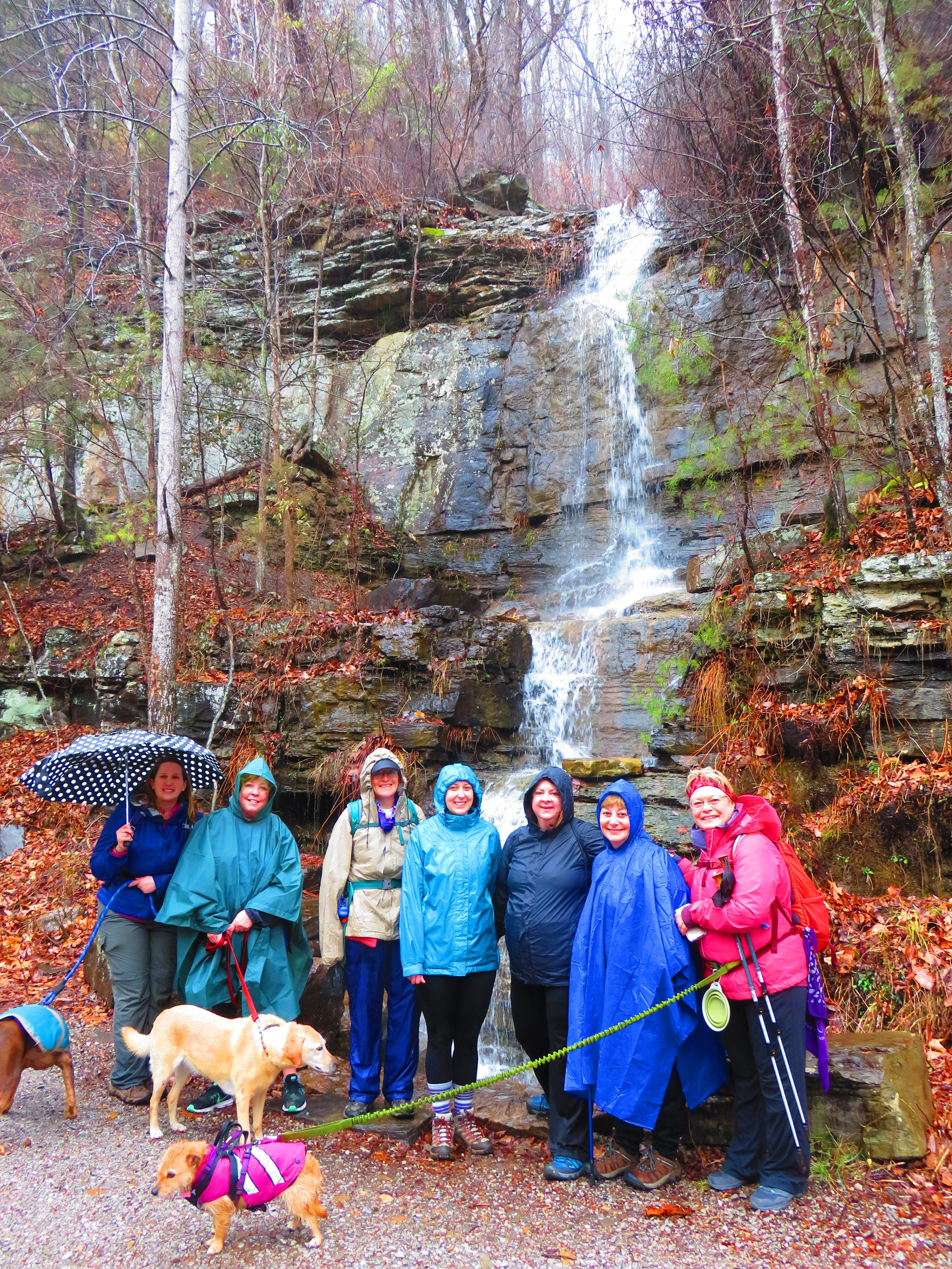 Trail Dames of Chattanooga