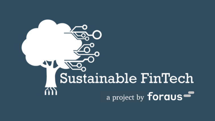 Sustainable FinTech