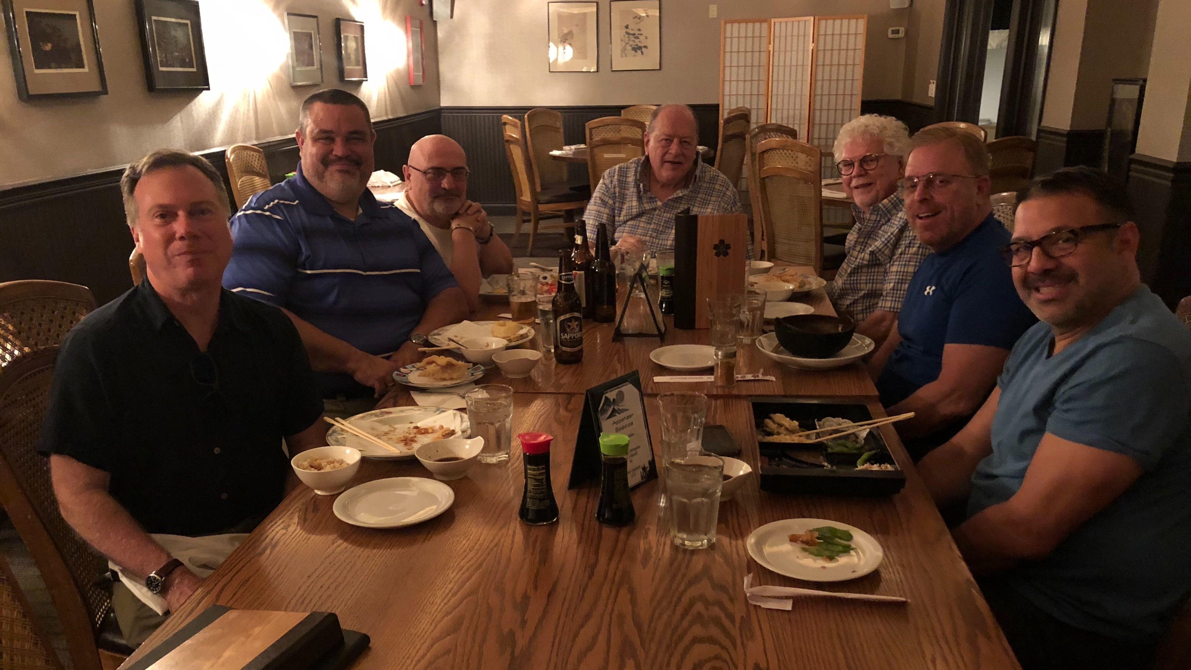 Denver Gay Men Dining Out