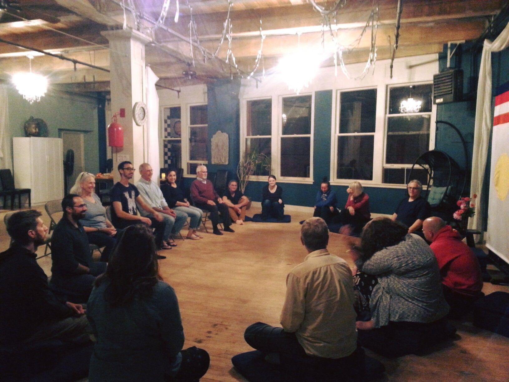 Tacoma Shambhala Meditation