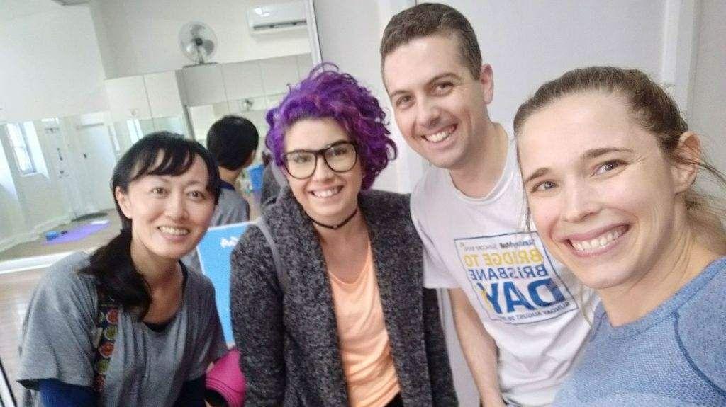 Brisbane Social Yoga
