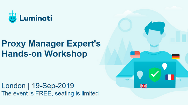 Proxy Manager Expert's Hands-on Workshop | Meetup