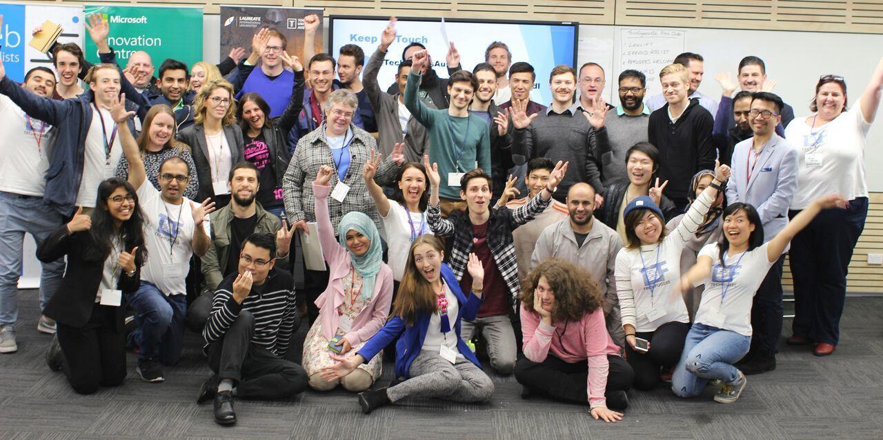 Techfugees Adelaide