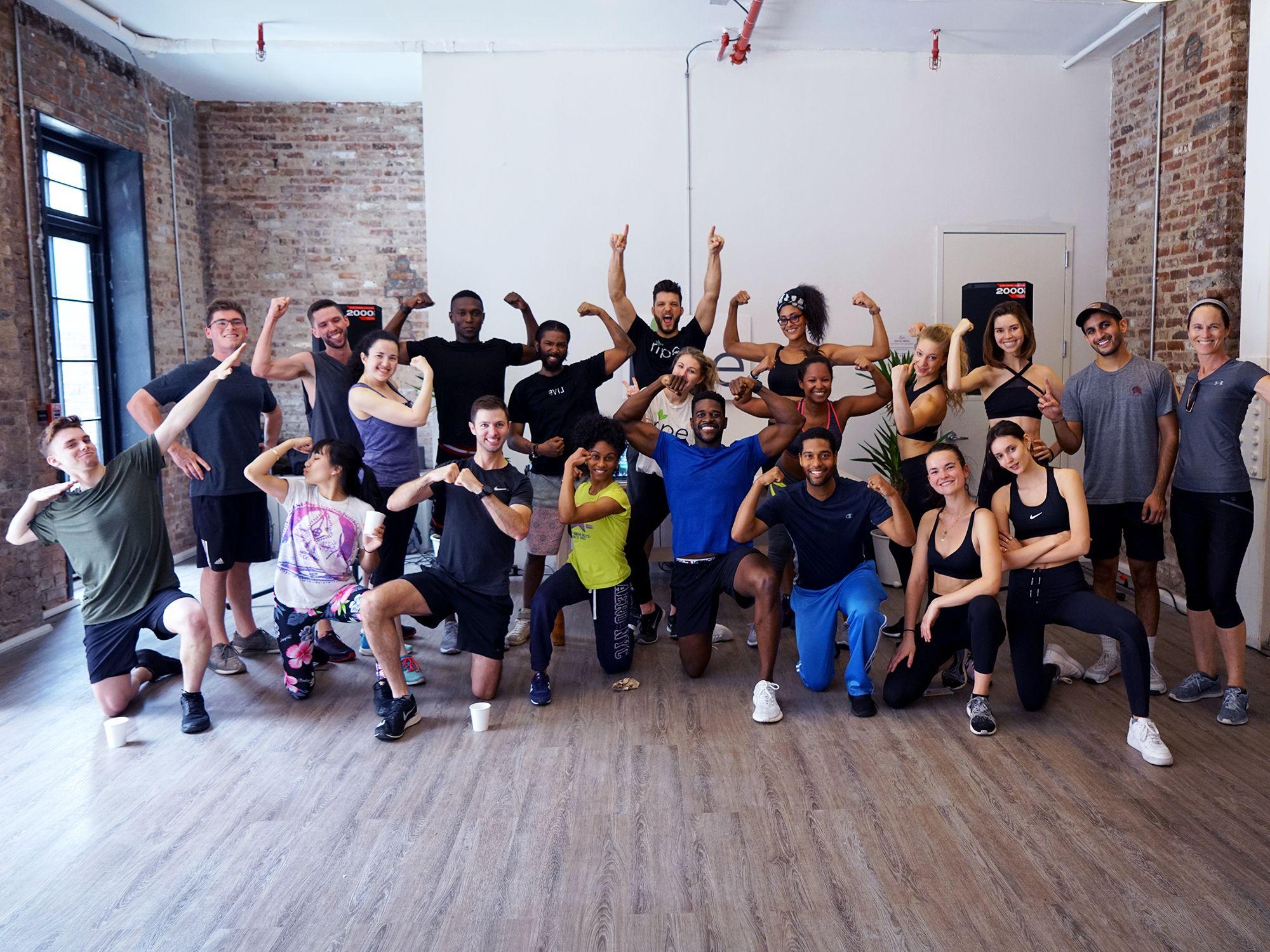 Ripe Workout & Brunch