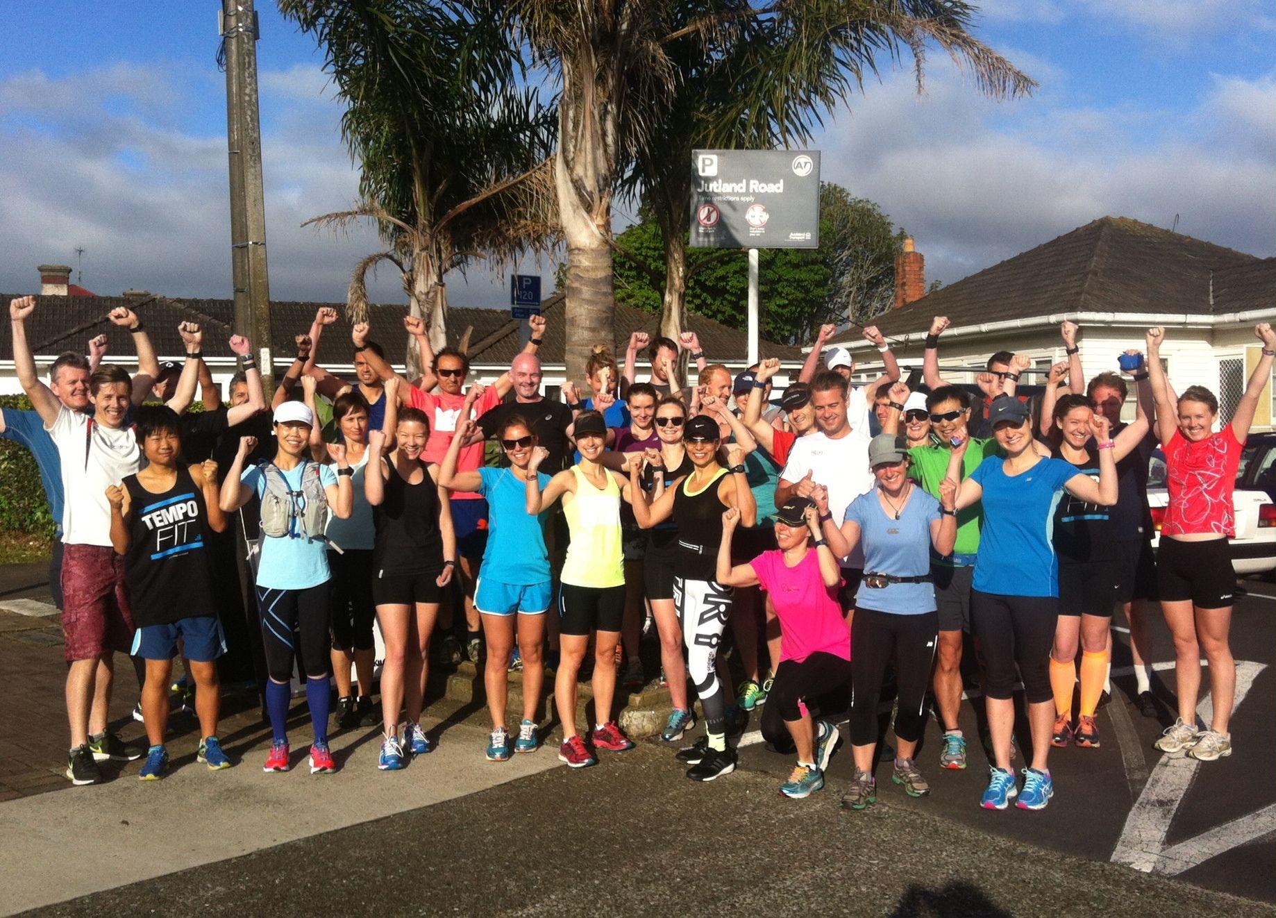 Auckland Running Meetup