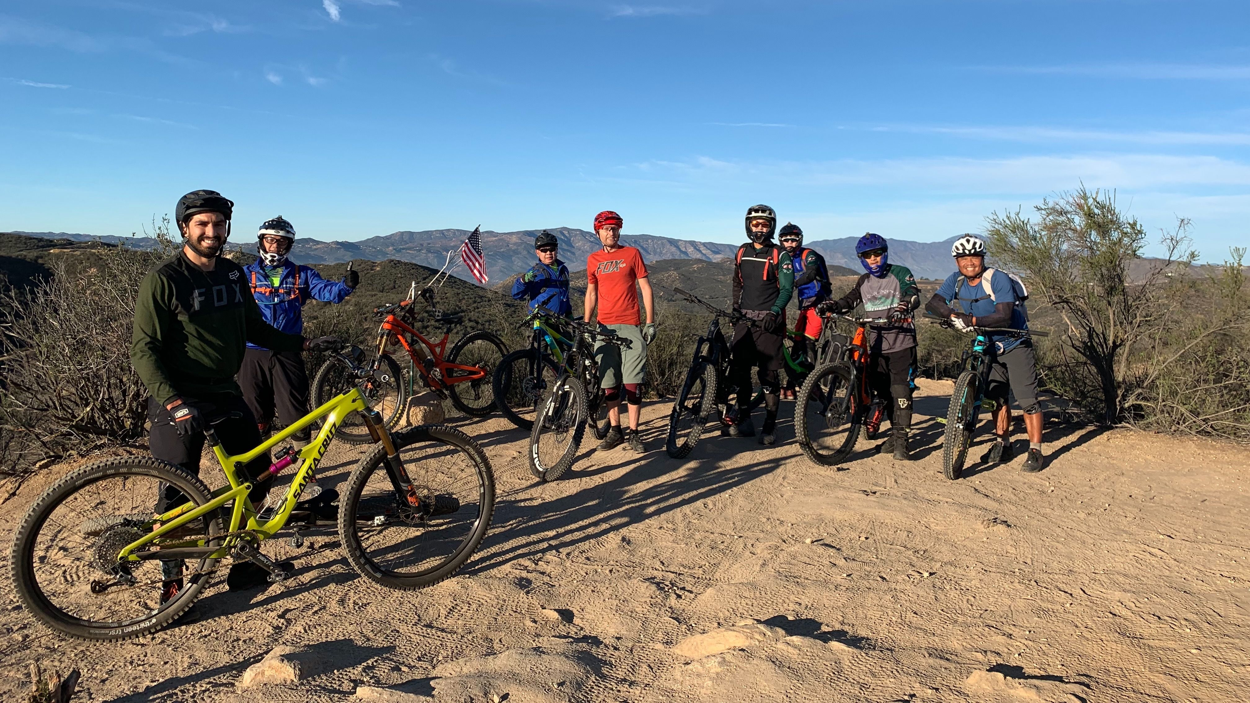 Corona/Riverside/Temecula Bicycling Meetup