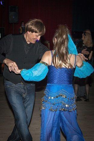 Singles dances nh