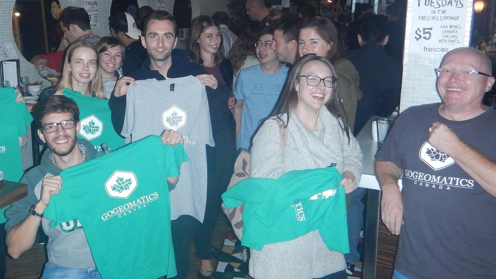 Niagara GoGeomatics Canada Monthly Networking Social