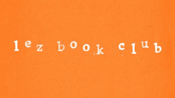 Lesbian Book Club - East London (London, United Kingdom