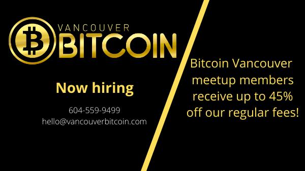 Bitcoin Vancouver