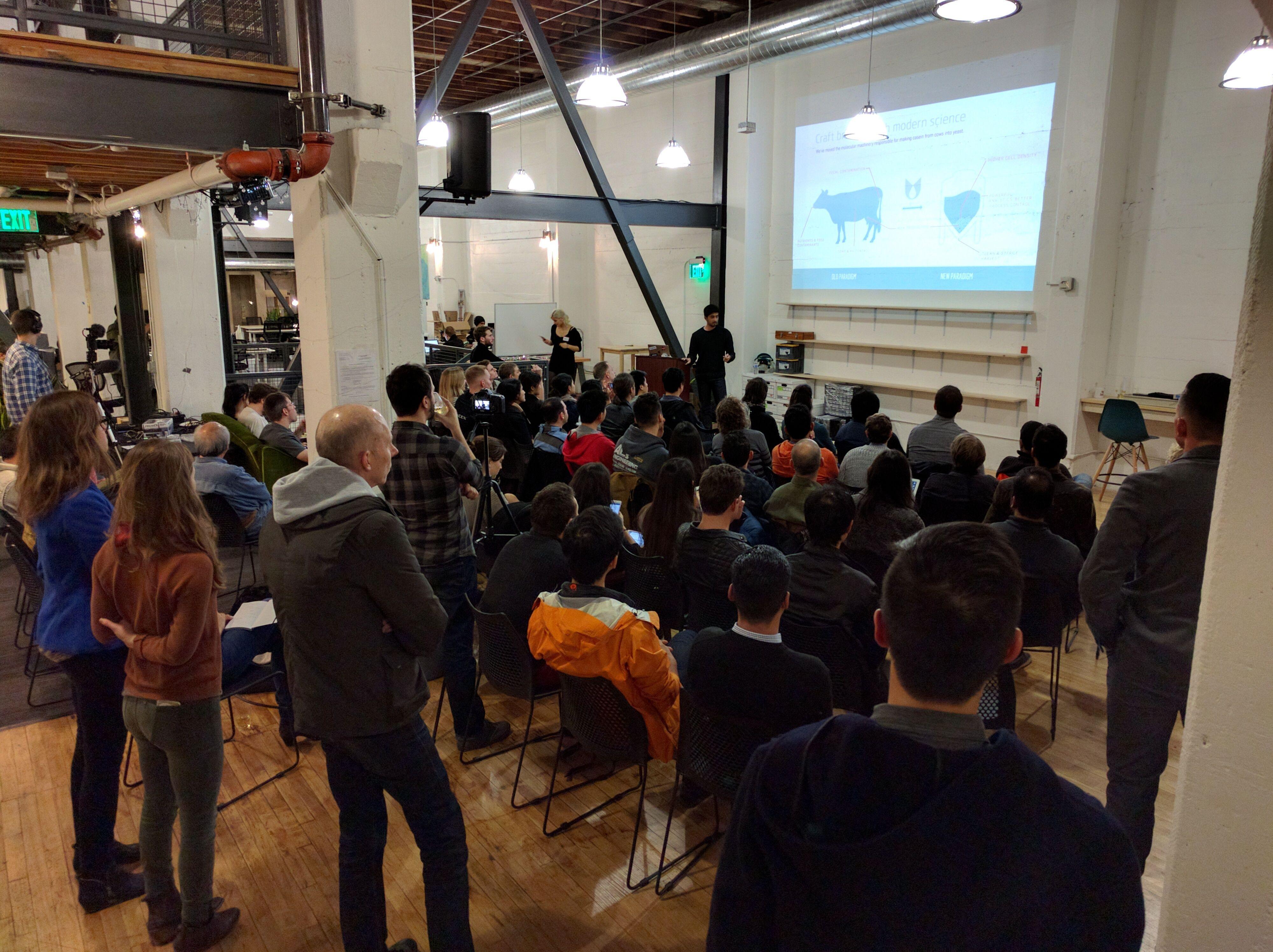 Impact.tech San Francisco Meetup