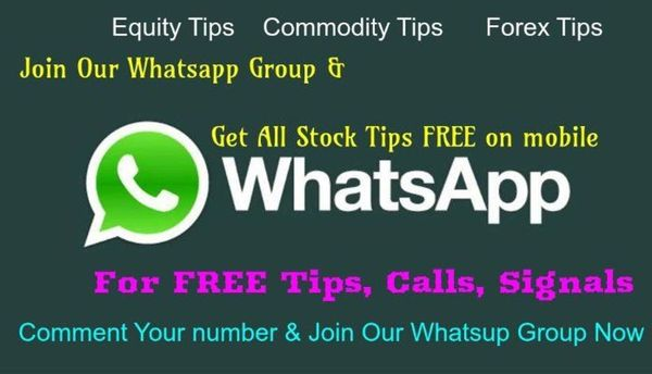 Equity-Stock Market Professional Traders Whatsapp Group