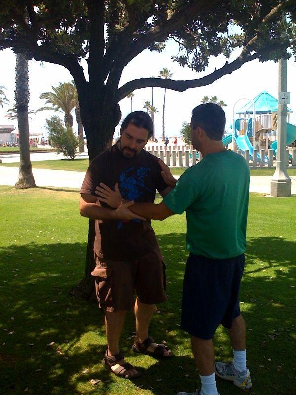 Santa Monica T'ai Chi Push Hands Group
