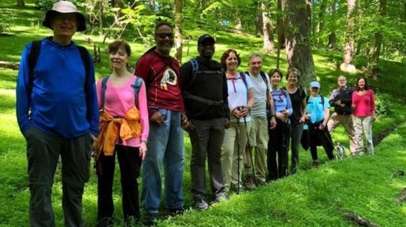 Mid-Atlantic Hiking Group — A 501(c)(3) Charitable Org.