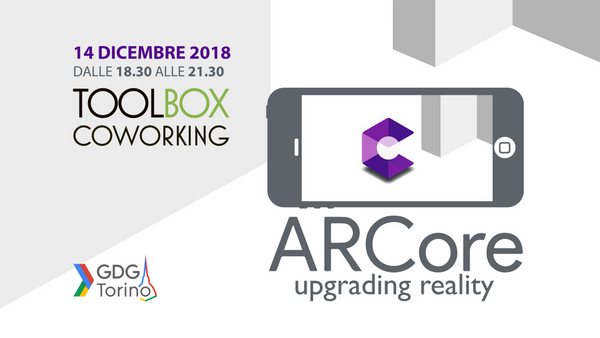 ARCore: upgrading reality | Meetup