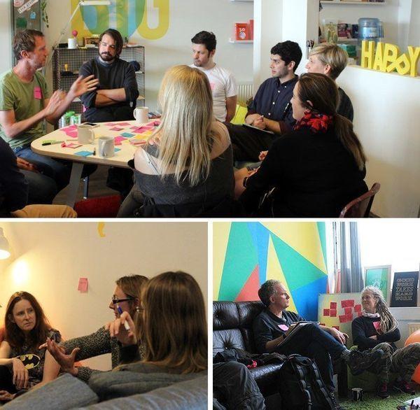 The Happy Startup School –Portland