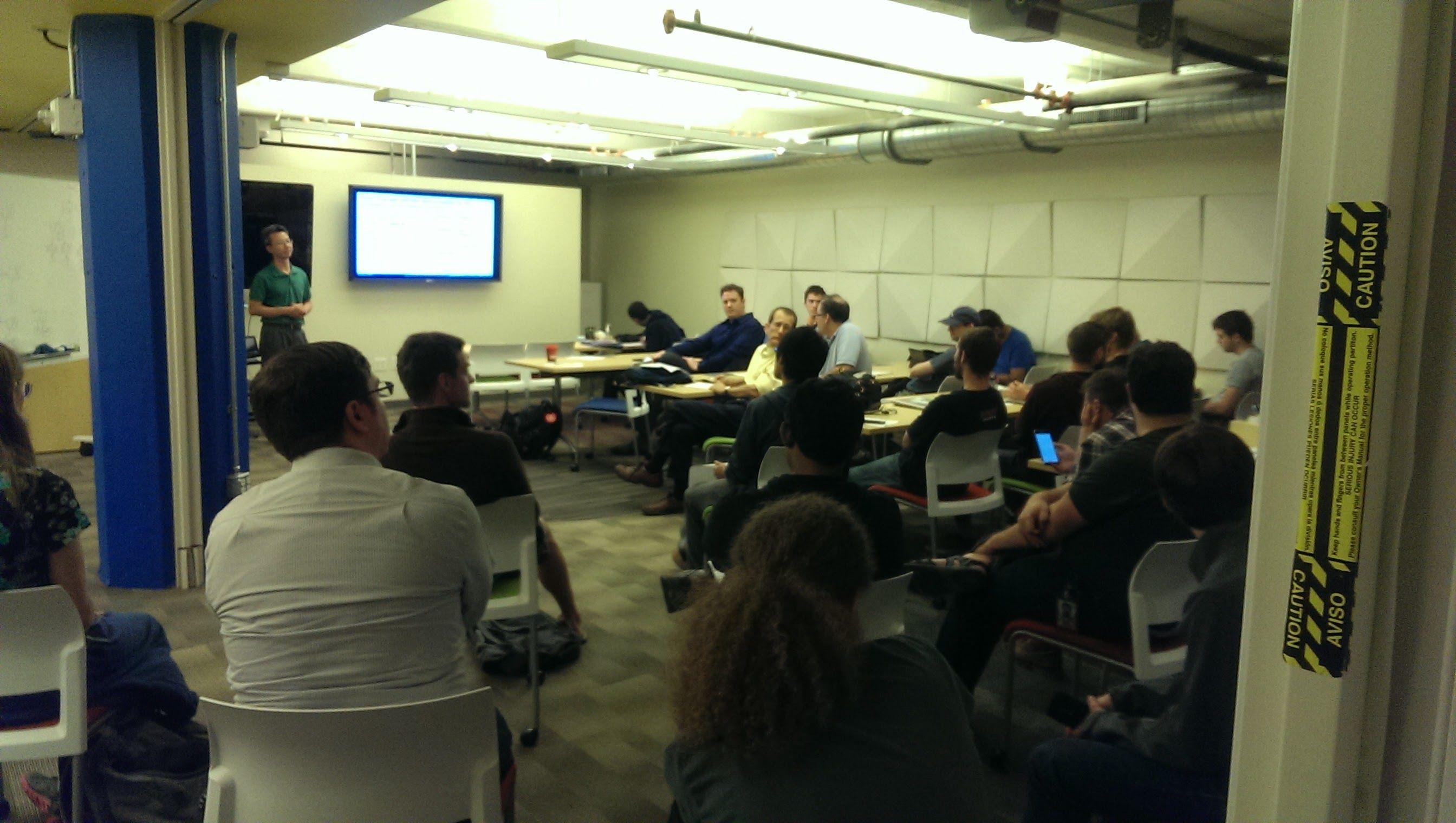 Pittsburgh Functional Programming Meetup