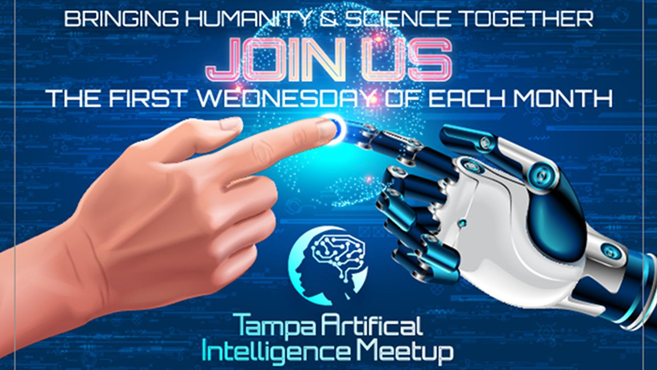Tampa Artificial Intelligence Meetup