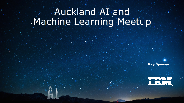 Auckland AI Meetup