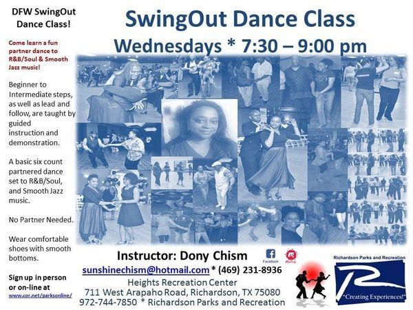 Gtd Dfw Swingout Dance Class In Carrollton Meetup