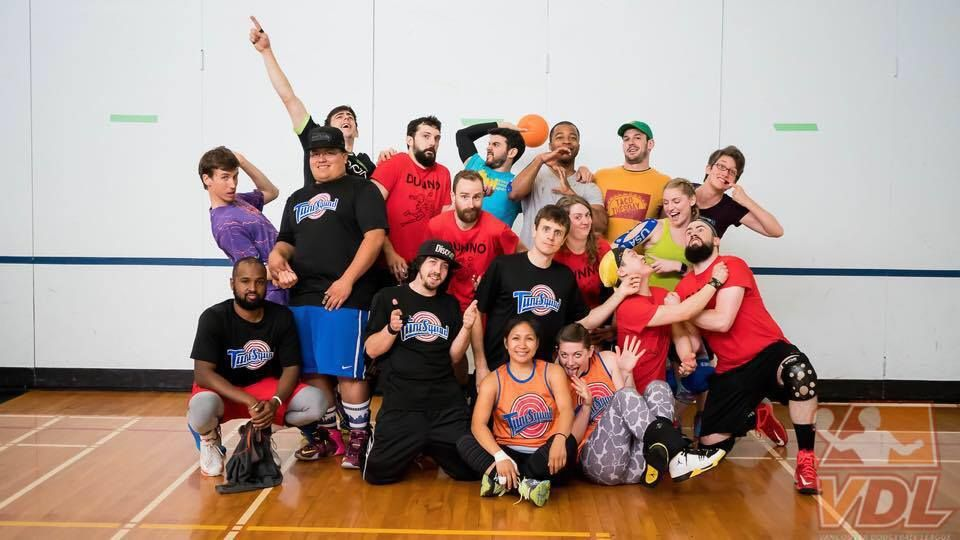 Dodgeball Seattle