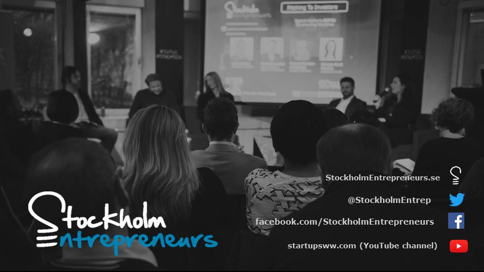 Stockholm Entrepreneurs